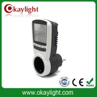 New electricity gauge for home appliance with electronic digital meter