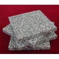 Colored aluminum foam board thumbnail image