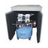 Silent Oilless Air Compressor with Air Dryer & Silent Cabinet (DA5001DC)