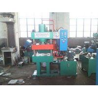 Hydraulic rubber cutting machine