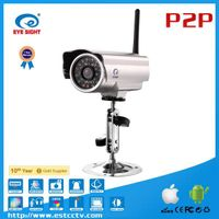 Motion Detect IP Camera with 2 Languages-ES-IP915IW