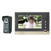 7 inches Color LCD Video Door Phone intercom doorbell