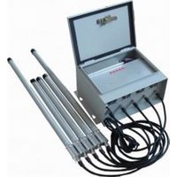 Wireless control system 6 bands 530W Prison Jammer (up to 600m)