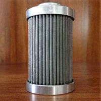 Stainless Steel Net Wire Mesh Sintered Filter Element Cartridge / Water Filter thumbnail image