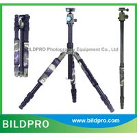 Wholesale Foldable Extending Video Photographic Tripod DSLR Camera Accessory