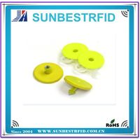 RFID Plastics Ear tag for Animal Identification thumbnail image