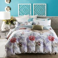 Premium 100% cotton reactive printing bedding set - CRM018