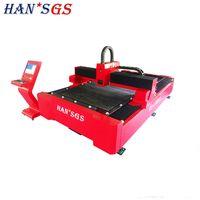 500W 1KW 2KW 3KW Galvanized Iron / Stainless Steel Laser Cutting Machine thumbnail image