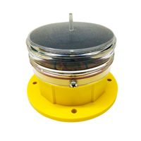 Most popular mini various color flashing solar Led maritime seaway lights for buoy thumbnail image