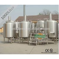 1000L Nano micro beer brewery system with CE UL