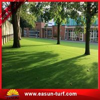 Wholesale landscaping 30mm garden grass synthetic artificial turf grass-Donut thumbnail image