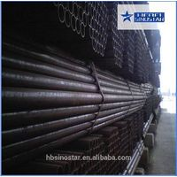 Supply AISI Hot Rolled Steel Round Pipe for Constructions From Made in China
