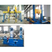 H-beam steel production line