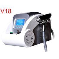 Tattoo laser removal machine