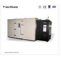 Programmable Walk-in Temperature and Humidity Test Room(Touch Screen Type )(WS-016)