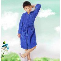 kids coral fleece sleepwear thumbnail image