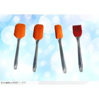 FDA / LFGB heat resistant silicone spatula set / silicone knife kitchen tool supplier thumbnail image