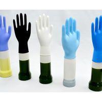 Disposable Powdered Nitrile Gloves Powder Free Examination Latex Gloves thumbnail image
