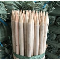 Sorghum Broom Handle Wood