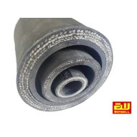 SAE 100RA/EN853ST High Pressure Steel Wire Braided Hydraulic Hose
