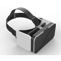 VR Box 3D Headset VR Glasses Foldable Virtual Reality Goggles Googles Cardboard