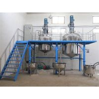 Chemical Diswashing liquid Soap Detergent Equipment Mixing Machine