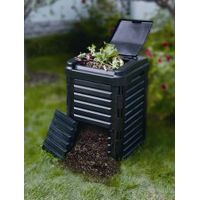 65 Gallon (250L) heavy duty compost bin
