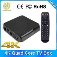 Wholesale IPTV Set Top Box Android 4.4 Quad Core XBMC TV Box