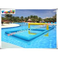 Inflatable volleyball court/inflatable water games/equipment