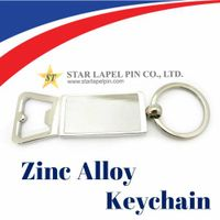 Best Custom Promotional Zinc Alloy Bottle Opener Key Chain