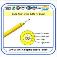 Single-Fiber optical Cable (GJFJV)