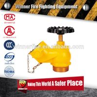 Pressure reducing Fire Hydrant landing valves for water hose