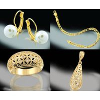 Gold plated jewelry 18 k thumbnail image