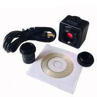 5MP CMOS USB Microscope Camera Digital Electronic Eyepiece Free Driver HD Industrial Camera thumbnail image