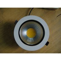 5w COB LED Recessed Lighting cut diameter:90mm Epistar chips