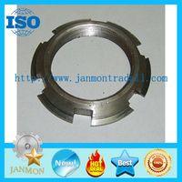 SELL Castellated Shaft Lock Nut,nylon lock nuts,hex lock nuts,zinc self locking nuts,auto fasteners thumbnail image