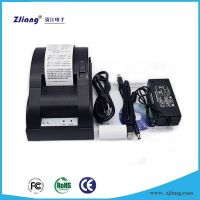 Pos Restaurant Printing Bill Thermal Ticket Printers ZJ-5870