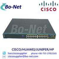 CISCO WS-C2960S-24PS-L network switches Cisco select partner BO-NET thumbnail image