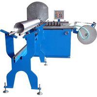 Aluminum foil flexible duct forming machine thumbnail image