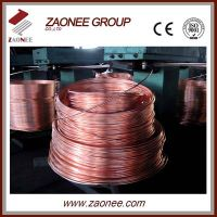 Copper rod upward continuous casting facility thumbnail image