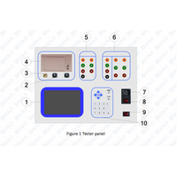 Transformer Loss Parameter Impedance Test Equipment No-load Loss Parameters Tester for Sale thumbnail image