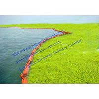 Oil fence containment boomPVC floating oil boom from Evergreen Properity in Chinese(Qingdao Singreat thumbnail image