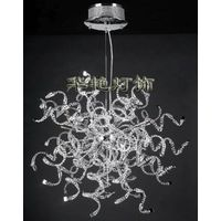 ceiling crystal light