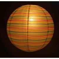round paper lanterns thumbnail image