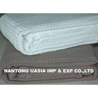 100% cotton Waffle Thermal Blanket thumbnail image