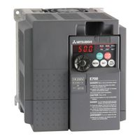 Mitsubishi Variable Frequency Drives / Inverters / Converters