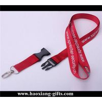 professional manufacturer 20*900mm Eco-friendly heat transfer printing lanyard