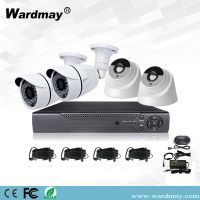 CCTV 4CH 2.0MP Home Security Surveillance DVR System Kits From CCTV Cameras Suppliers thumbnail image