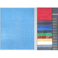 CROCO Pattern Embossed Leatherette Paper thumbnail image