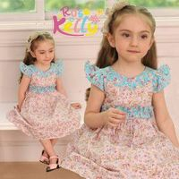 Little Cotton Baby Girl Clothes